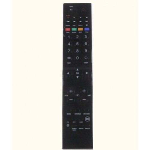 GENUINE VESTAL RC5103 TV REMOTE FOR FINLUX CELCUS DIGIHOME HITACHI ISIS MURPHY & BUSH LCD42911FHD3D