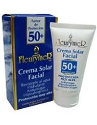 Piscine de Fleurymer Crème solaire visage SPF-50 + Tube 80ml