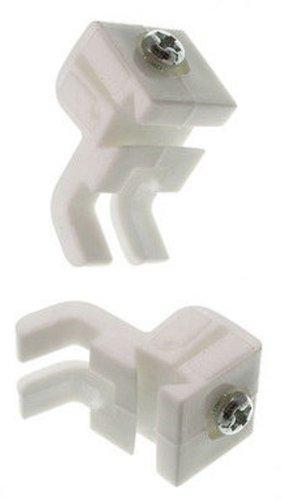 swish-solo-glide-tenda-binario-terminale-asta-plastica-bianco-raccordo
