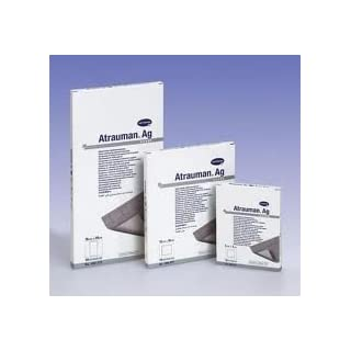 Atrauman AG Silver 10 x 10cm (x10)