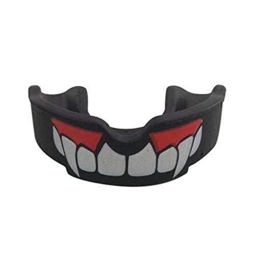 xmansky Für Weihnachten Halloween Party, Zuhause, Kamin, Hotel, Bar,Halloween Mundschutz Zahnschutz Boxen Fußball Basketball Zähne Protec -