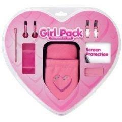 Nintendo DS Lite - Girl Pack -pink- Zubehörsammlung