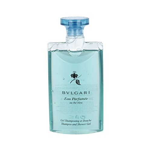 Bulgari Eau Parfumee Au The Bleu Shampoo und Duschgel, 200 ml - Au Die Blanc
