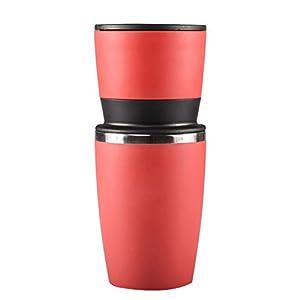 Macinacaffè manuale multifunzionale portatile di progettazione della pressione della mano di progettazione di pressione dell'acciaio inossidabile del caffè di Ballylelly