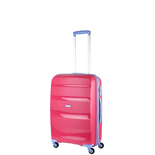 TROLLEY AMERICAN TOURISTER BON AIR SPINNER S STRICT 85A*001 PINK/PORCELAIN BLUE