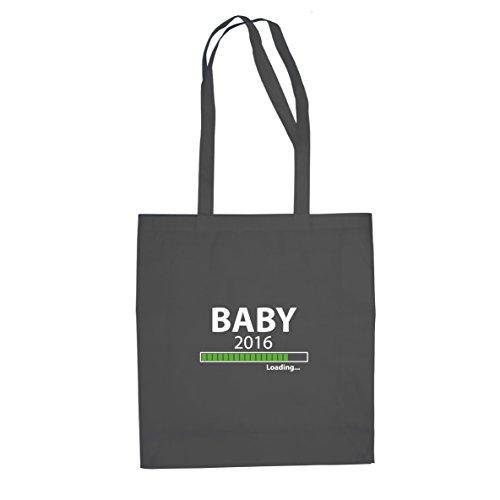 Stofftasche / Beutel, Farbe: grau (Lustige Kostüme Schwangerschaft)