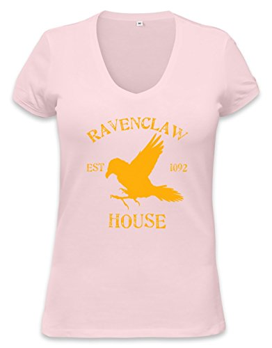 Ravenclaw House Womens V-neck T-shirt Small