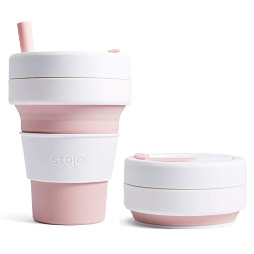 Reusable Coffee Cup (Rose) ()