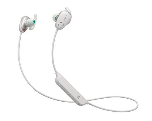 Sony WISP600NW.CE7 - Auriculares deportivos inalámbricos (modo sonido ambiente