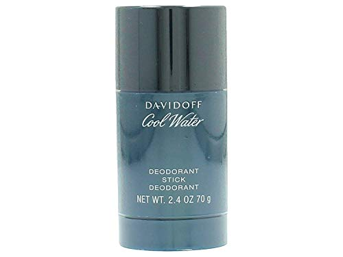 Davidoff Cool Water Deodorant Stick, 1er Pack (1 x 75 ml)