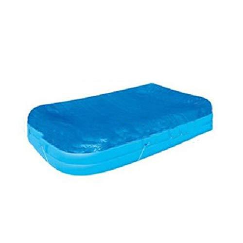 JYW-Covers Gartenmöbel Abdeckung Möbel Staubschutz Für, Im Freien Schwimmbad Staubschutz Poolabdeckung Polyethylen (Außer Schwimmbad),Blue,259 * 170 * 20Cm