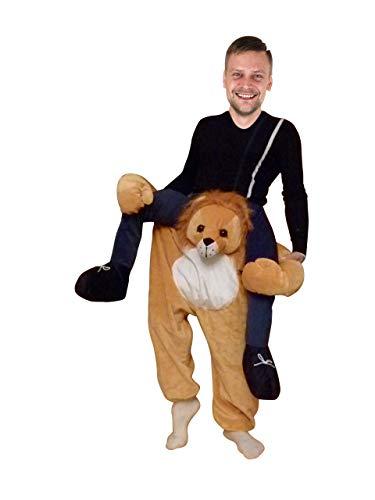 Kostüm Frauen Löwe - PUS Carry-me Löwe-n Kostüm-e F101 One Size, Kat. 2, Achtung: B-Ware Artikel. Bitte Artikelmerkmale lesen! Frau-en und Männer Tier-e Fasnacht-s Fasching-s Karneval-s Geburtstag-s Geschenk-e