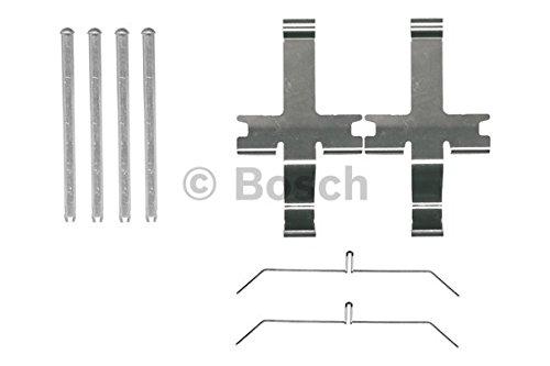 Bosch 1 987 474 485 Zubehörsatz, Scheibenbremsbelag (Toyota Pickup 90 Teile)