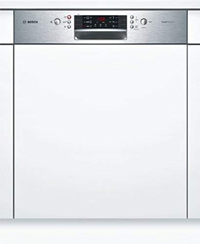 Bosch SMI46KS01E Serie 4 Integriert Geschirrspüler A++ / 262 kWh/Jahr / 2660 L/jahr / Startzeitvorwahl