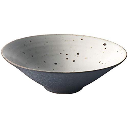 Szh shop Mini Hecho a Mano de la cerámica Bowl, del japonés de cerámica de gres vajilla for Sopa, Cereales, Ensalada y Postre, 130ml