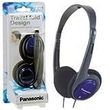 Panasonic RP-HT030-A Light Weight On-Ear Headphone (Silver)