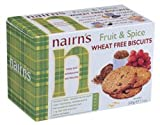 (Pack Of 3) - Fruit And Spice Wheat Free Biscuits | NAIRN