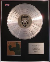 Century Music Awards Soul to Soul Platinum Disc Club Classic Volle One - Platinum Club