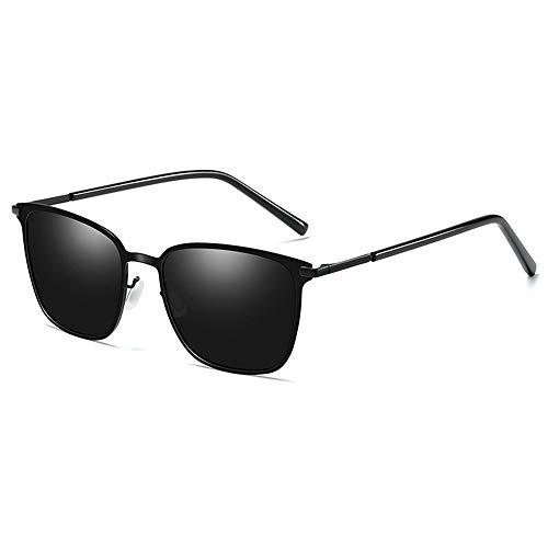 Black Lens Classic Sonnenbrille - Style Unisex Shades UV400 Protective Mens Ladies
