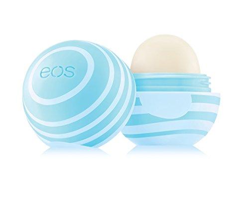 EOS visibly Soft Vanilla Mint Balsamo Per Le Labbra, 1er Pack (1X 7G)