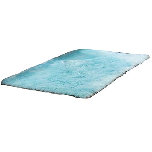 HotYou Alfombras, Lavable Material Lana Artificial