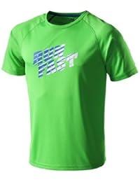 Pro Touch para hombre T-Shirt graphic Edmond verde, color 0 - 0, tamaño S