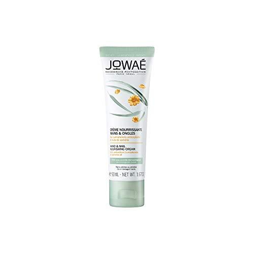 Jowaé Crema Nutriente Mani e Unghie ai Lumifenoli Antiossidanti e Olio di Camelia Ideale per Mani Secche o Screpolate anche le più Sensibili.