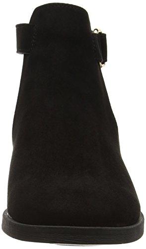 New Look Carlita, Bottes Chelsea femme Noir (noir)