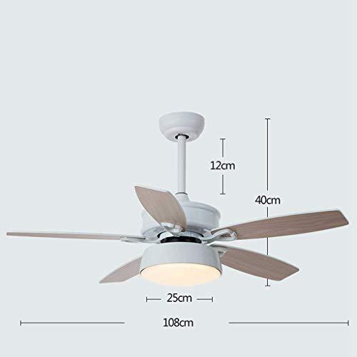 Hunter Ventilatore a Soffitto Lampada coltivazione 3 LIGHT Flush Mount