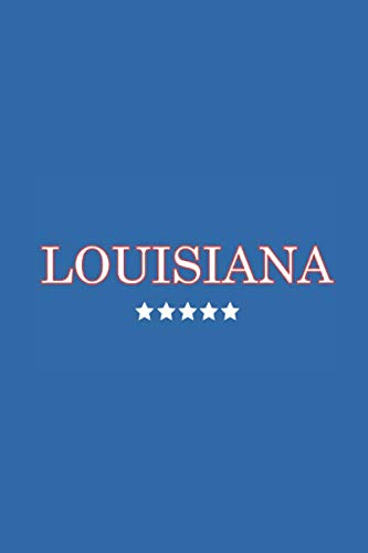 Louisiana: Weekly Planner calendar organizer agenda for 2020 (United states of America, Band 18)
