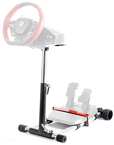 Wheel Stand Pro Lenkrad Halterung F458/F430/T80/T100 Deluxe V2 Schwarz