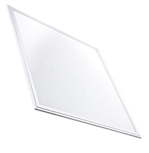 (LA) Panel LED Slim 60x60cm 40W 3000lm Marco Blanco Color Blanco Neutro...