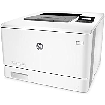 HP Color LaserJet Pro M452nw Farblaserdrucker: Amazon.de: Computer ...