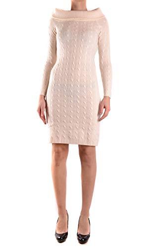 Ralph Lauren Luxury Fashion Damen MCBI31401 Beige Kleid | Jahreszeit Outlet