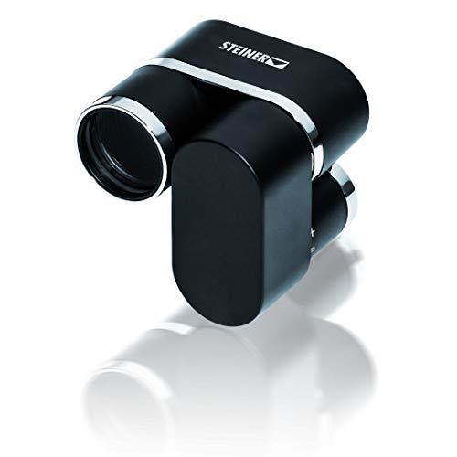 Steiner Miniscope 8x22 Monokular - unglaublich kompakt, leicht, passt in Jede Tasche - der optimale Begleiter für EIN Konzert- oder Theaterbesuch