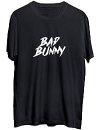 MTNACLOTHING Bad Bunny Rap Music Legend Street Version_MA0735 T-Shirt Shirt For Men Man Tshirt