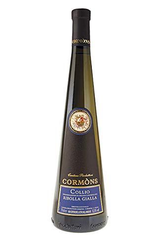 Vino bianco ribolla gialla DOC per aperitivi antipasti pesce