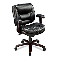 stylework-by-thomasviller-elmhart-low-back-bonded-leather-task-chair-cherry-ebony