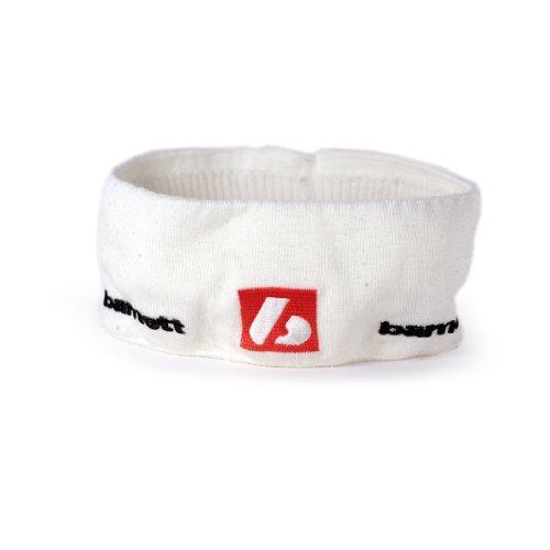 M2 warmes Stirnband für Fitness Running Langlauf, weiß (weiß)