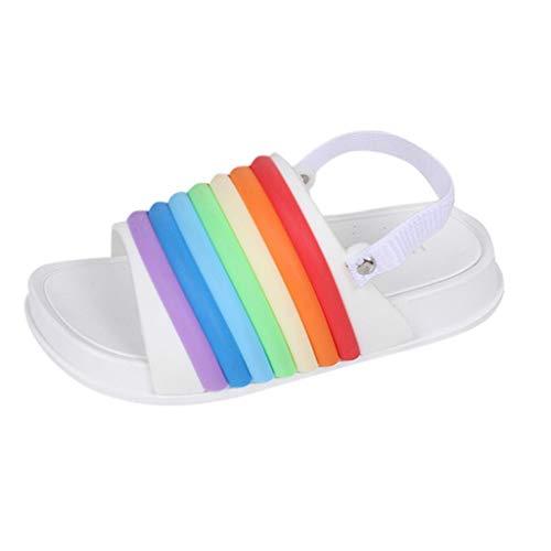 Riou Zapatos Chicos Chicas Niñas Niños Niño pequeño Infantil Zapatillas de Arco...