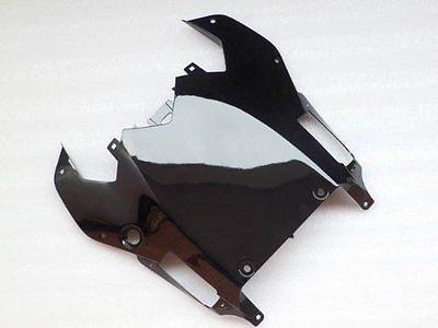 FocusAtOne Black Capot inférieur carénage de carénage plastique de rechange en plastique ABS pour 2008-2016 08-16 Yamaha R600 YZF-R6 2009 2010 2011 2012 2013 2014 2014 2015