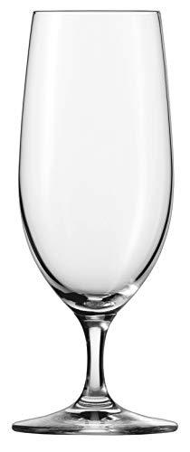Schott Zwiesel 106296 Bierglas, Glas, transparent, 6 Einheiten