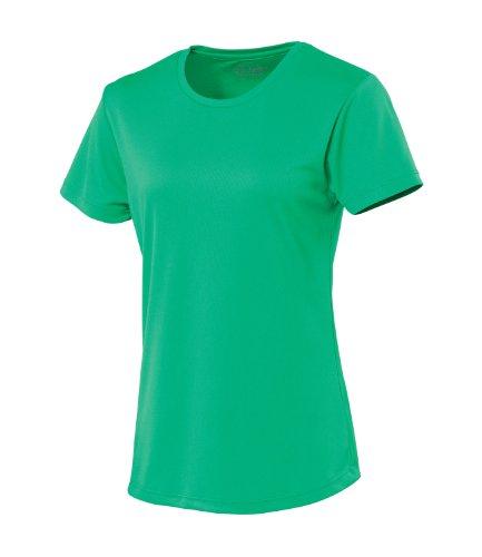 AWDis - T-shirt -  Femme Vert - Kelly Green