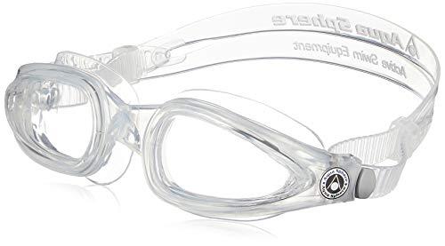 "Aqua Sphere Schwimmbrille \""Eagle Optic\"" Taucherbrille Aqua Sport transparent"