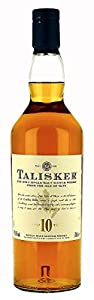 Talisker Single Malt Aged 10 Years 700ml by Talisker Distillery (Diageo)