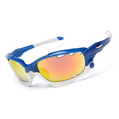 6236f19d93 Beydodo Gafas Antivaho Seguridad Gafas Protectoras Viento Estilo 3 Gafas de Sol  Gafas de Tiro