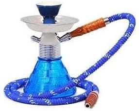 DSY MYA Petite Hookah-Blue (9.5 inches)