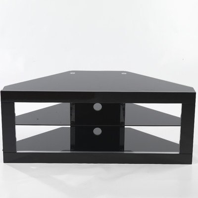 Iconic Lindi TX7000 Black LCD/ Plasma TV Stand for screens up to
