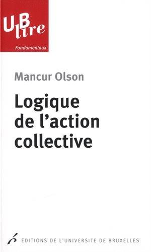 Logique de l'action collective