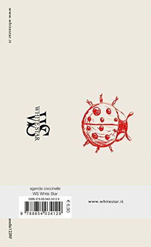 Zoom IMG-1 edizioni white star coccinelle agenda